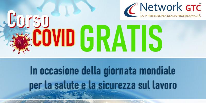 Corso Covid 19 gratis