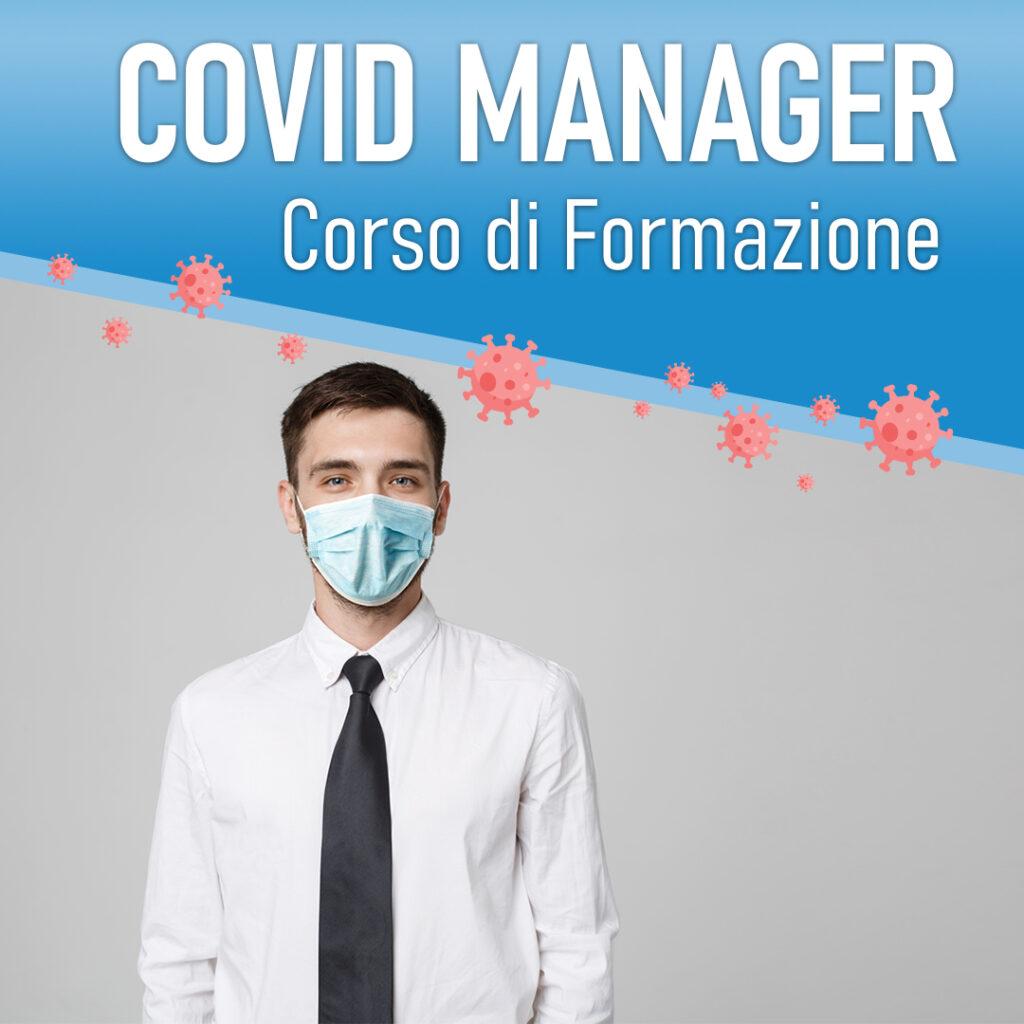 corso di formazione covid manager