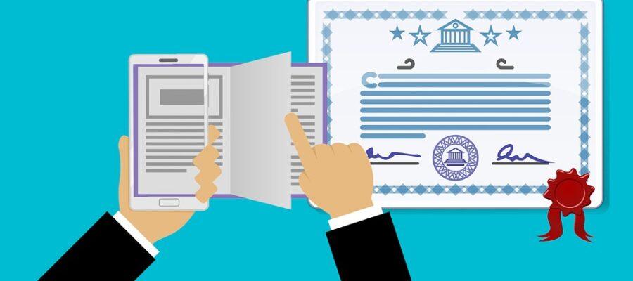 la differenza tra attestato e certificato