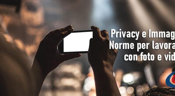 privacy e immagini foto e video